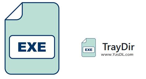 دانلود TrayDir 3.1.1 - نرم افزار دسترسی سریع به فایلها و فولدرها از طریق سیستم تِرِی