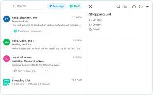 Twobird.cover2  300x188 - دانلود Twobird 1.0.39 - نرم افزار مدیریت ایمیل، یادداشتها، اقدامات روزانه و یادآوری امور شخصی