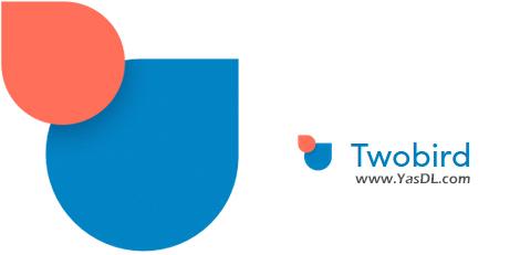 دانلود Twobird 1.0.39 - نرم افزار مدیریت ایمیل، یادداشتها، اقدامات روزانه و یادآوری امور شخصی