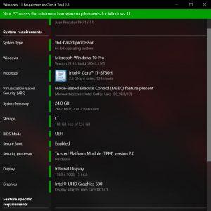 Windows 11 Requirements Check Tool.cover1  300x300 - دانلود Windows 11 Requirements Check Tool 1.1.0 - تست سازگاری سیستم برای نصب ویندوز 11