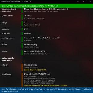 Windows 11 Requirements Check Tool.cover2  300x300 - دانلود Windows 11 Requirements Check Tool 1.1.0 - تست سازگاری سیستم برای نصب ویندوز 11