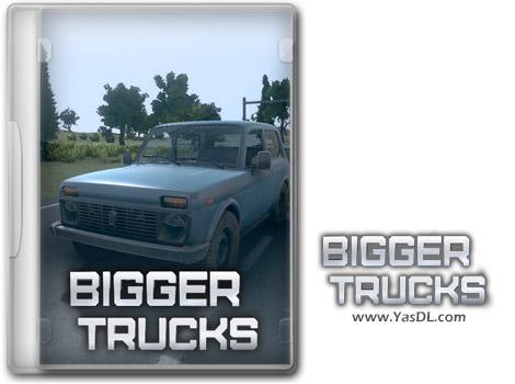 دانلود بازی Bigger Trucks برای PC