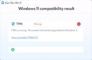 Can I Run Windows 11.cover2  300x197 - دانلود Can I Run Windows 11 1.0.0.55 - ابزار تست سازگاری سیستم با ویندوز 11