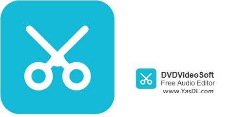 دانلود DVDVideoSoft Free Audio Editor 1.1.36.923 – نرم افزار ویرایش فایلهای صوتی