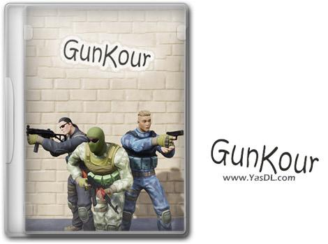 دانلود بازی GunKour برای PC