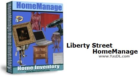 دانلود Liberty Street HomeManage 22.0.0.4 - نرم افزار تهیه لیست از اموال و داراییهای شخصی