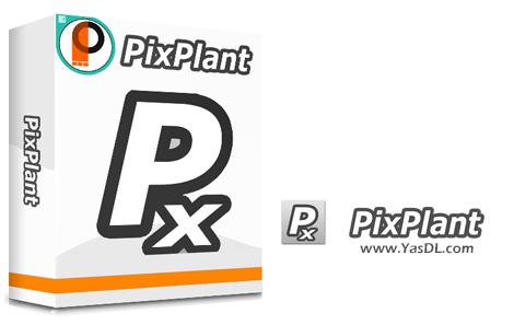 دانلود PixPlant 5.0.35 - نرم افزار ساخت تکسچر و بافت