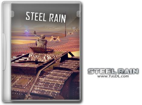 دانلود بازی Steel Rain - Dawn of the Machines برای PC