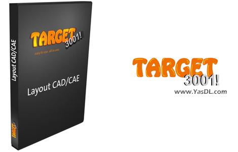 دانلود TARGET 3001 30.6.0.8 - نرم افزار طراحی بردهای الکترونیکی
