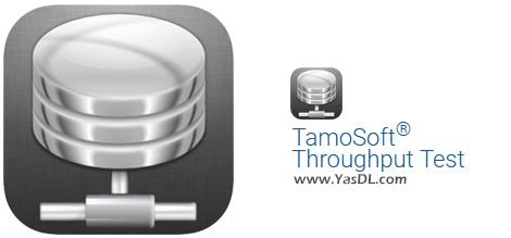 دانلود TamoSoft Throughput Test 1.0.35 – ابزار تست شبکه کابلی و بیسیم