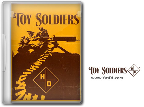 دانلود بازی Toy Soldiers HD برای PC