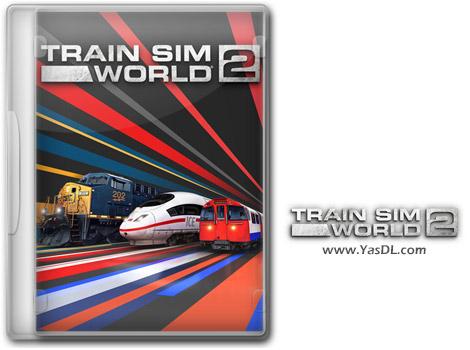 دانلود بازی Train Sim World 2 برای PC