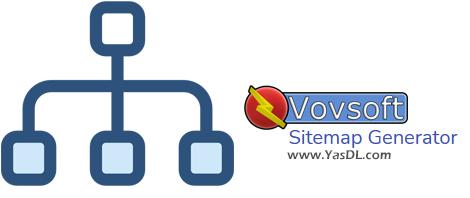 دانلود VovSoft Sitemap Generator 4.0 - تولید سایتمپ برای وبسایت