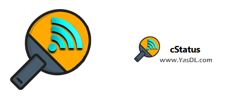 دانلود cStatus 1.2.6.5 – نرم افزار سیاستتوس؛ مانیتور کردن شبکه
